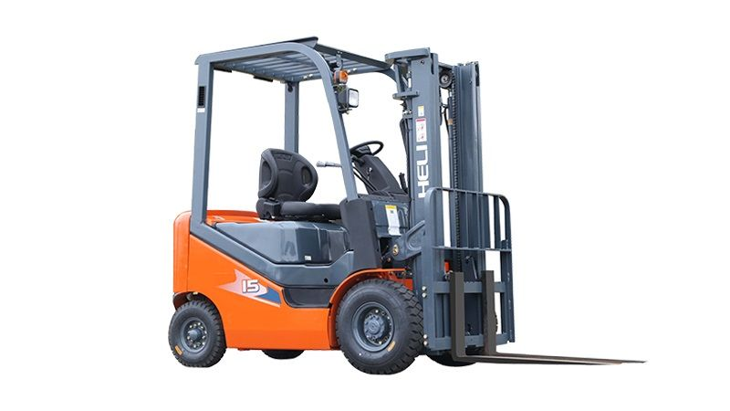 Xe nâng dầu 1.5 tấn Heli  H3 Series