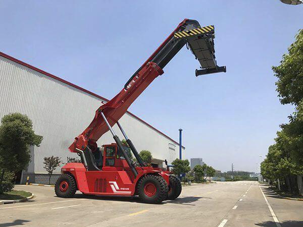 Xe Nâng Container 45 Tấn Heli RSH45