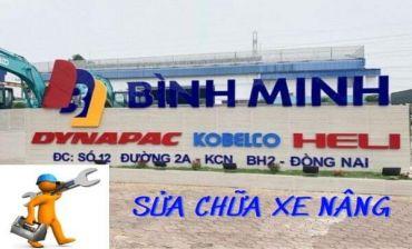 Sửa Chữa Xe Nâng Heli Tại Đồng Nai