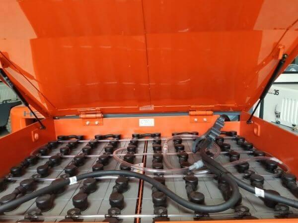 Bình điện xe nâng 5 tấn Heli