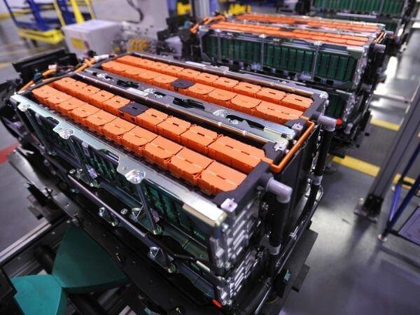 Acquy xe nâng lithium