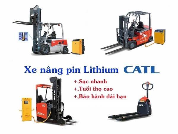 Ưu điểm nổi bật của pin lithium