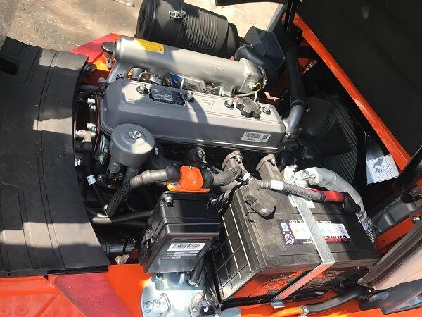 Động cơ xe nâng dầu 3 tấn Heli h2000 series