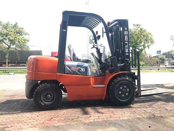 Xe nâng dầu 3 tấn Heli H2000 Series